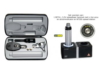 BETA 200 Ophthalmoscope and BETA 200 VET Otoscope