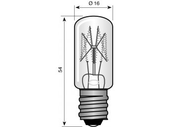 Quality E12 tubular light bulbs offered by Proflamps