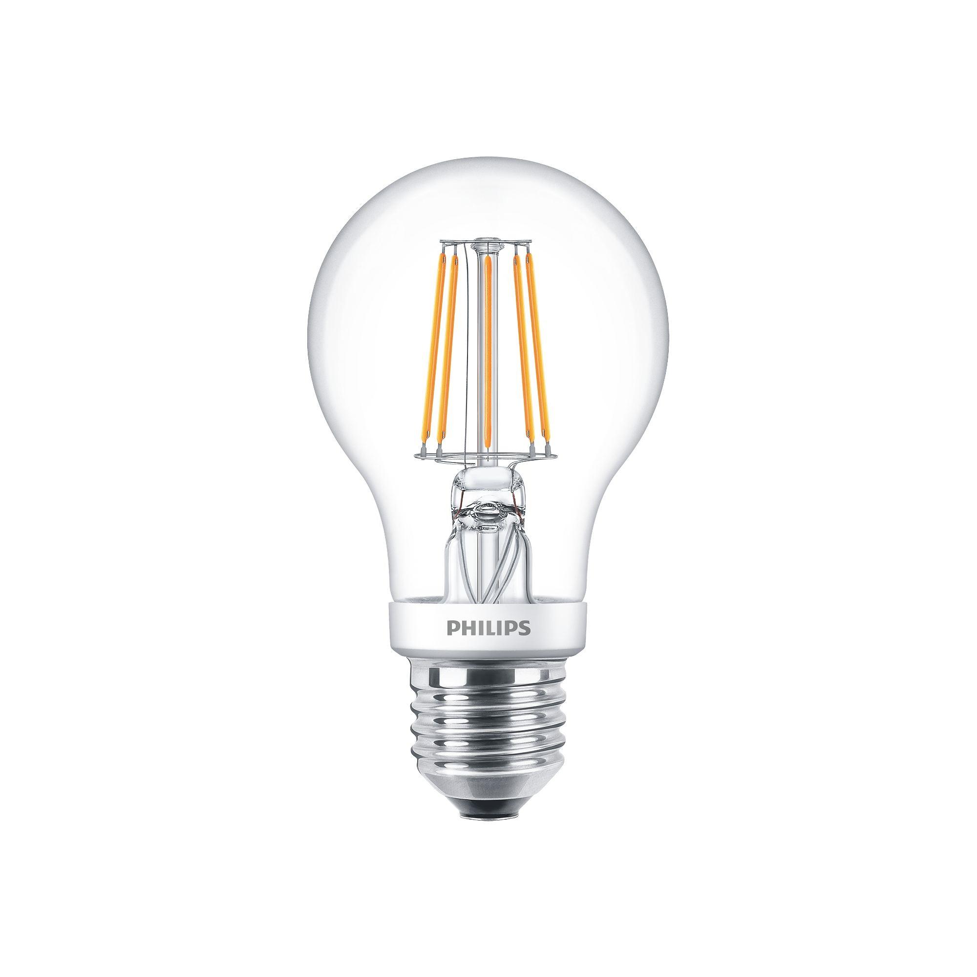 Philips Classic LEDbulb 4,5-40W E27 827 A60 FR